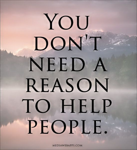 Helping Others In Need Quotes