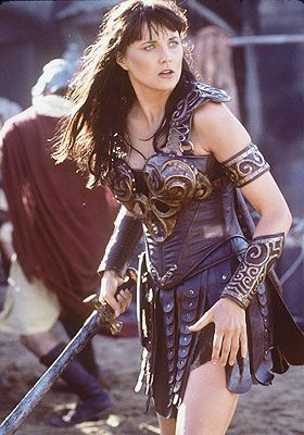 xena warrior princess costume for tamara