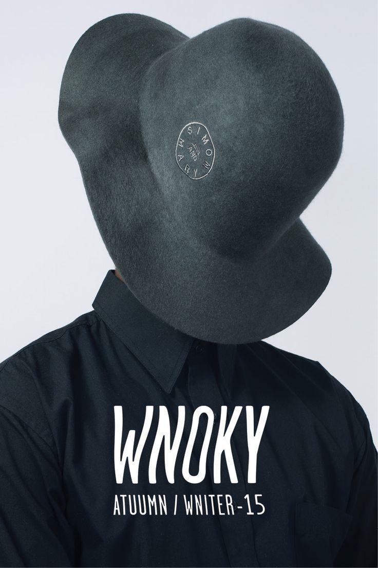 Simon & Mary: WONKY - A/W '15 on Behance