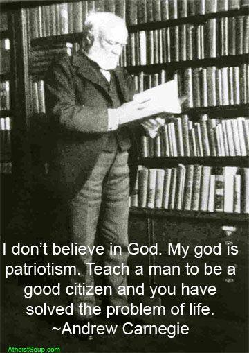 Life of Andrew Carnegie