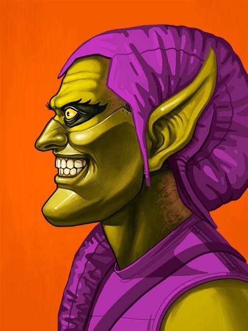 Green Goblin – Mondo