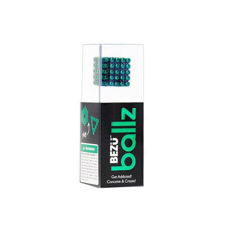 Bezu Ballz 125 (Aqua) Main