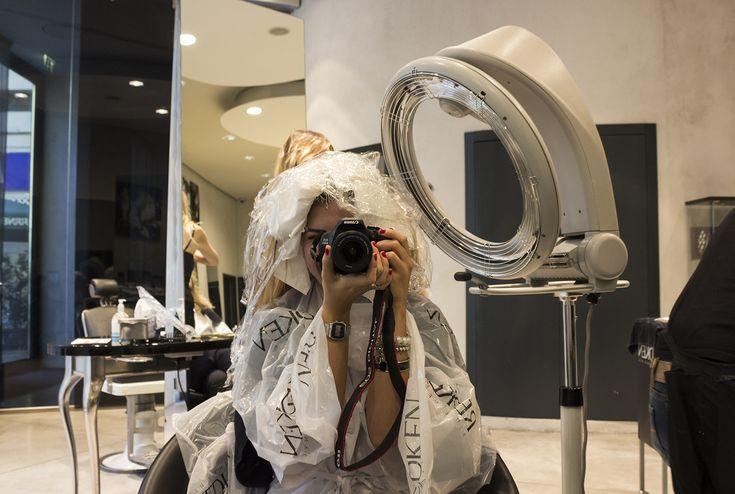 Coccole per i nostri capelli by Marco Gentile e Redken