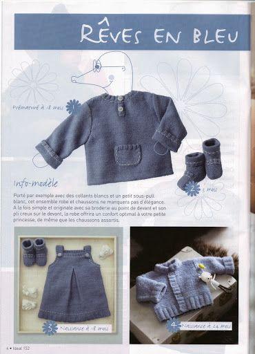 Ideal tricot 152 - Les tricots de Loulou - Picasa Albums Web