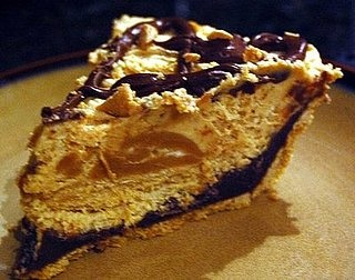Black Bottom Peanut Butter Mousse Pie | Recipe