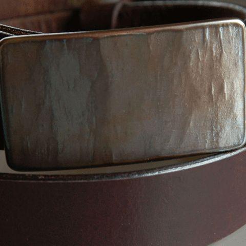 sand dune belt buckle- my urbanware