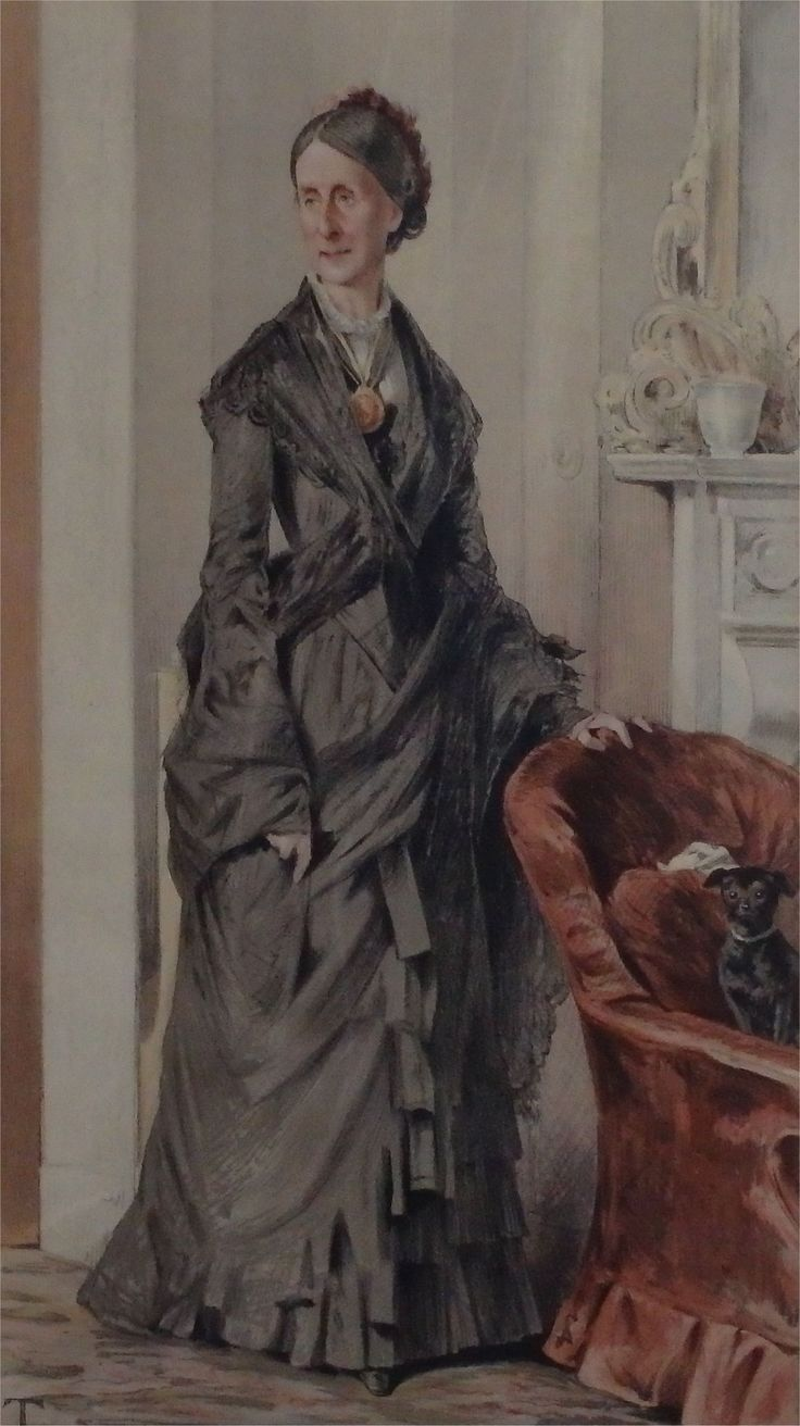 Back in 1837, Lady Angela (depicted here by Vanity Fair in 1883) became the wealthiest woman in England, inheriting £3 million (£252 million today).  However, she was immensely generous, giving much of her personal fortune to charity, often advised by Charles Dickens.  In return, she earned a peerage for her philanthropy from Queen Victoria.