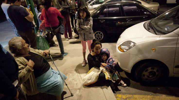 El huracán Katia llega a México apenas un día después del terrible terremoto
