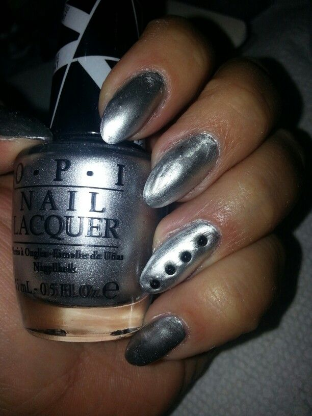 New mirror finish by opi