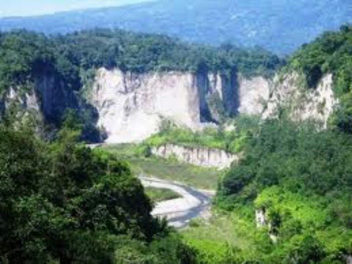 Sianok Canyon, West Sumatera