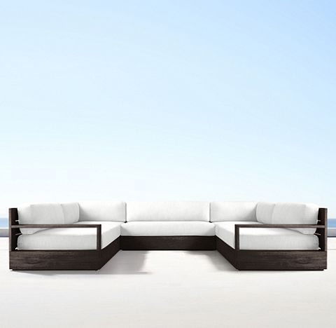 9 best out door furniture images on pinterest backyard for Sofa exterior marbella
