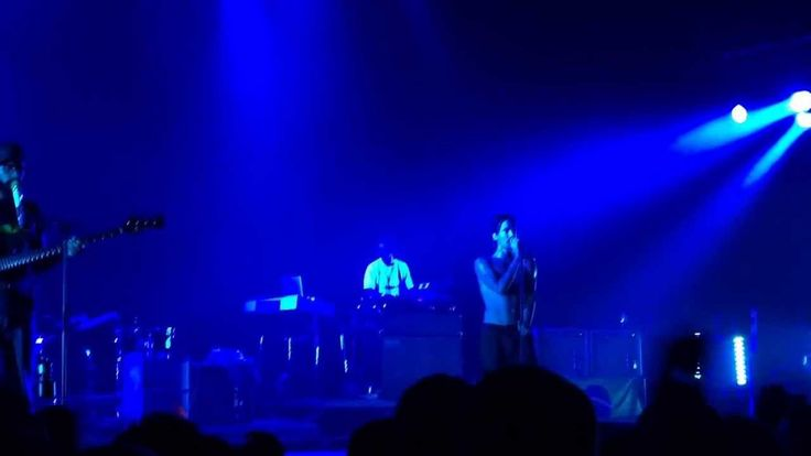 The Warmth - Incubus - Citibank Hall - RJ 08.12.13
