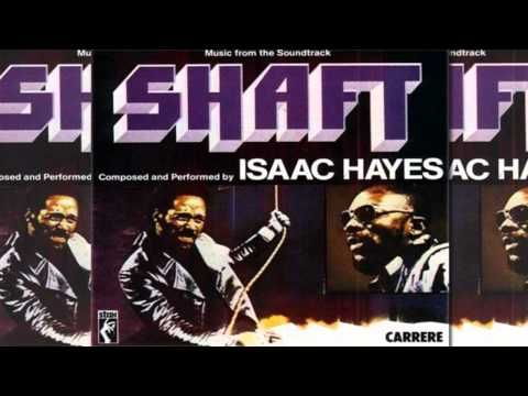"The Theme From Shaft - Isaac Hayes, 1972 - ""Theme from Shaft"", written and recorded by Isaac Hayes in 1971, is the soul and funk-styled theme song to the Metro-Goldwyn-Mayer film, Shaft, reaching number one on the Billboard Hot 100 in the United States in November 1971, winning the Academy Award for Best Original Song in 1972."