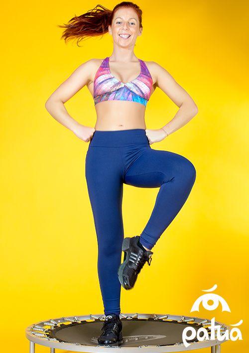 Patuá - Fitness fasshion | Moda desportiva para mulher - Top Peró