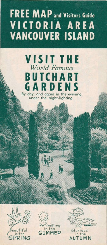 156 best images about butchart gardens on pinterest - Best time to visit butchart gardens ...