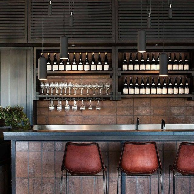 Bar Interior Design: 17 Best Images About Bar Ideas On Pinterest