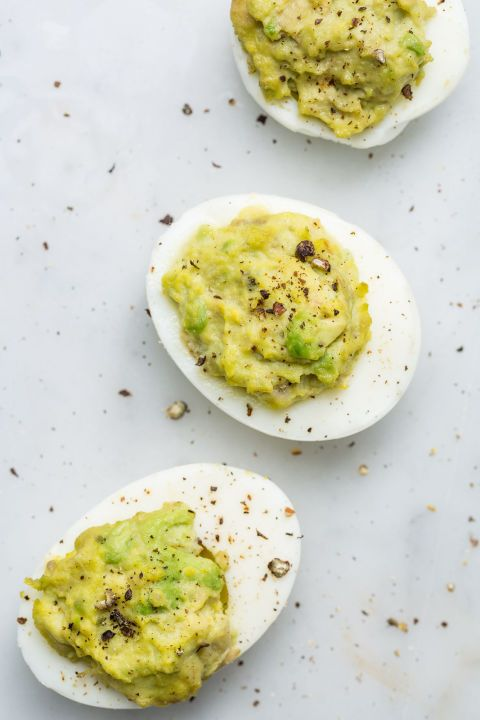 75 best images about deviled eggs on pinterest pickled for Table 52 deviled eggs recipe