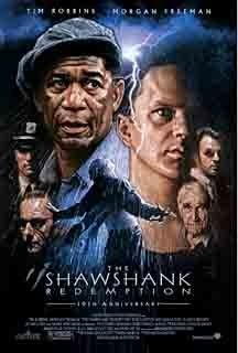 The Shawshank Redemption... yes, Stephen King wrote this, fools. The best author of our time!