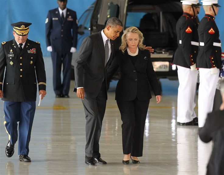 Mr. Obama and Hillary Clinton