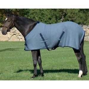 Honeycomb Chill Chaser Horse Sheet Burg/navy 84