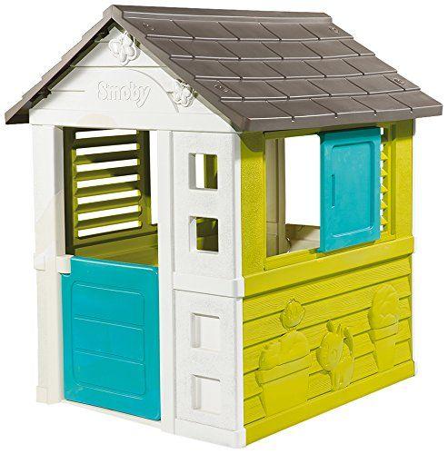 Smoby 310064 - Pretty Spielhaus Smoby http://www.amazon.de/dp/B00RBHSI2C/ref=cm_sw_r_pi_dp_Jd1wwb18V914K