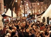 Cork Christmas Market Grand Parade 2011
