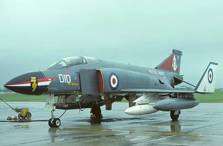 McDonnell Douglas Phantom FGR.1