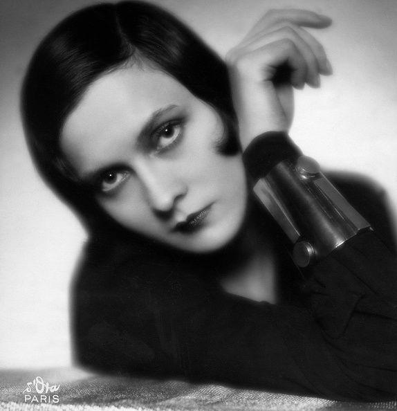 Photo de Madame d'Ora, 1929
