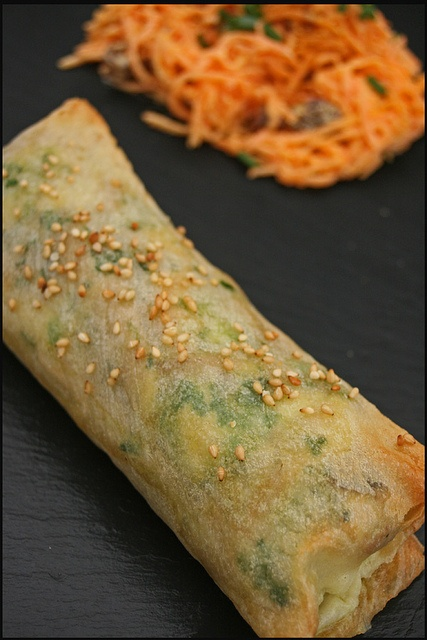 Spring rolls and Spring on Pinterest