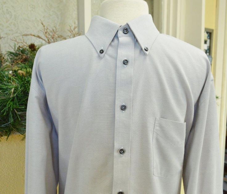 141 best big and tall men 39 s clothing images on pinterest for Stafford dress shirts fitted