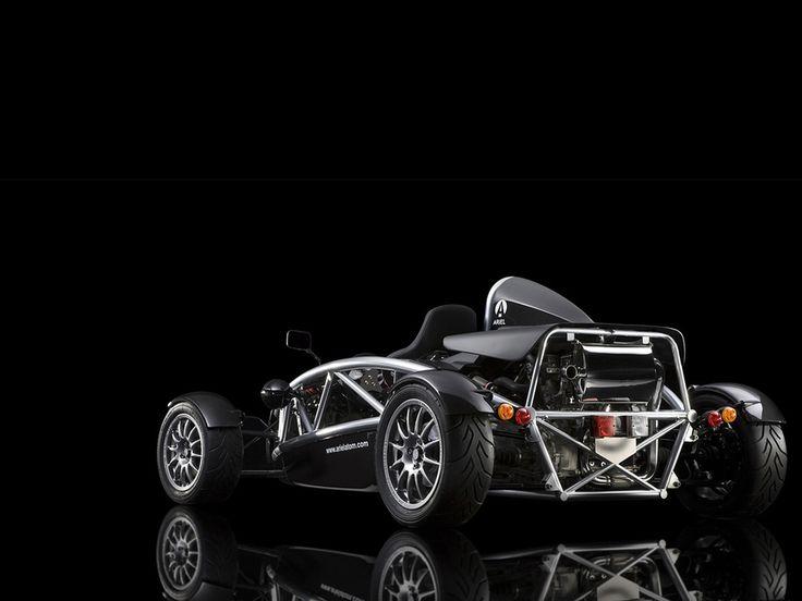 As fast as a Ferrari Enzo..... Ariel Atom