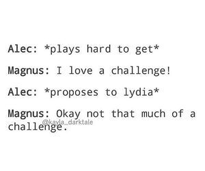 But Lydia wasn't in the books :/