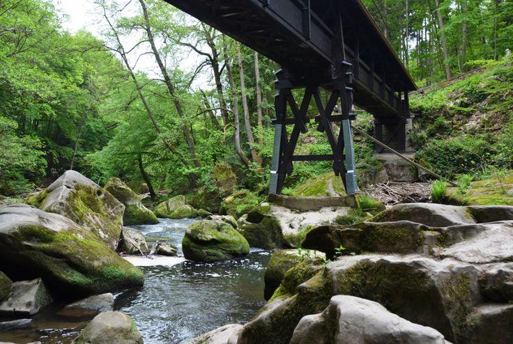 Irreler Wasserfälle, Eifel