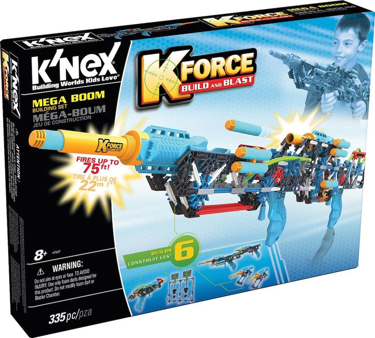 Christmas is just around the corner and the kids have talked about what they want for Christmas for some time. I know that Thaddeus has been a huge fan of K'NEX products for some time and he…