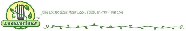Locavorious - local winter CSA