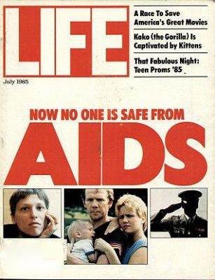 HIV/AIDS in the 1980s   Films of the 80s