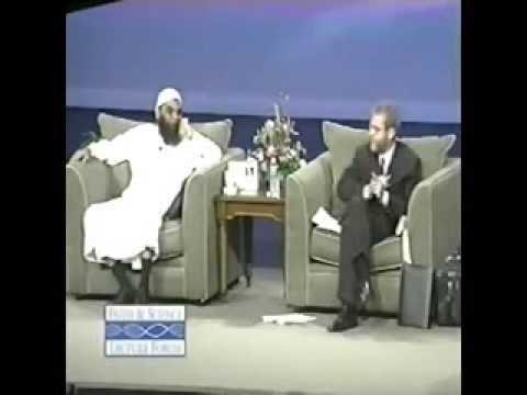 Christian vs Muslim debate (funny). did Jesus die for our sins? - YouTube