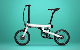 Electric folding bike launched by Xiaomi in China for 2999 RMB #bike #China #tech #technology #news #money  http://www.onlyheadlines.org/2016/06/electric-folding-bike-china.html