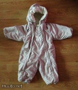 Reiman talvihaalari, 68-74 cm - ei PK [äitiyspakkaus] - 12 € - Vauvojen ulkovaatteet 70-78 cm - Vauvanvaatteet - Lastentarvikkeet - Huuto.net - (avoin oma)