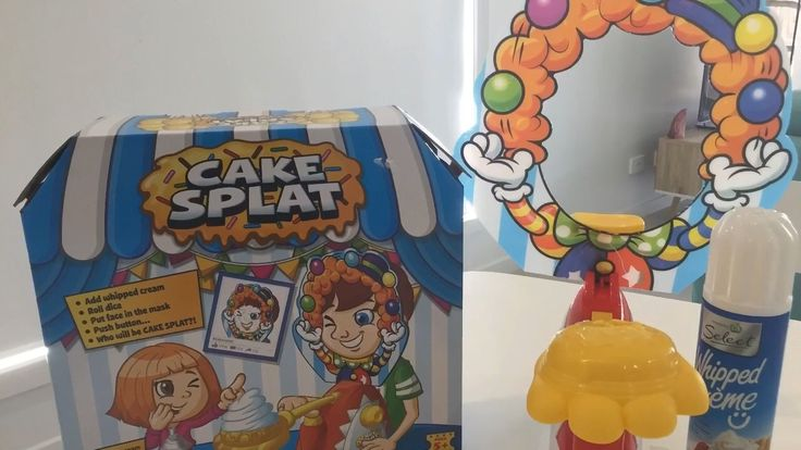 Today my daughter & I place this game & it was super fun! In our house 🏡 to make sure there is always laughter we have decided Saturdays is Challenge day 👏👏 to watch the video & see who got splatter the most click on link in my profile or visit www.lovehealthwealthhappiness.com #cakesplat #creamed #saturday #round1 #laugh #girlfun #pieface #pie