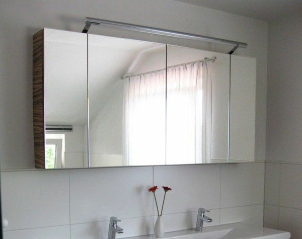 Inspirational modern mirror cabinets with lighting