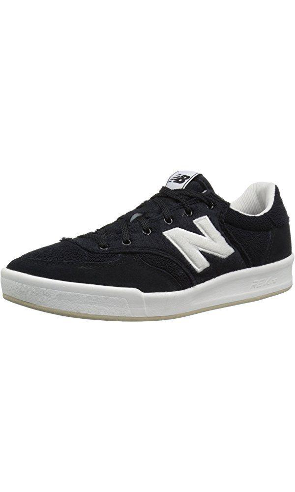 New Balance Men's CRT300 Towel Collection Fashion Sneaker, Black, 9.5 D US Best Price