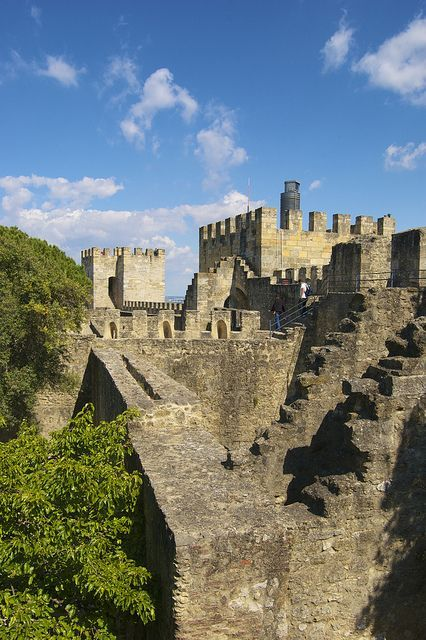 POR | Castelo de São Jorge