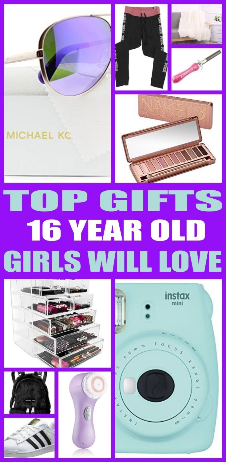 Find the best gifts for 16 year old girls! Teens / Kids would love a gift from this ultimate gift guide. Find the best electronics, makeup - toys and non toy gifts perfect for 16 year old girl birthdays, Christmas and other gift occasions. Cool & awesome gifts for teen girls!