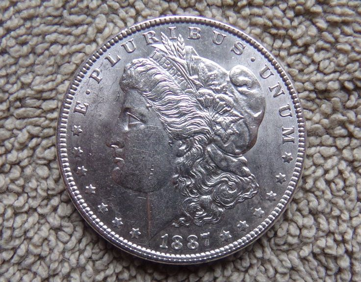 """1887  Morgan silver dollar U.S. 90% silver coin lot rare coin silver coin  http://i.ebayimg.com/images/g/KCsAAOSwImRYPd5o/s-l1600.jpg      Item specifics   Seller Notes: """"90% silver U.S. coin.""""       Grade:   Ungraded   Composition:   Silver     Mint Location:   Philadelphia   Country/Region of Manufacture:   United... https://www.shopnet.one/1887-morgan-silver-dollar-u"""