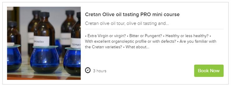- Extra Virgin or virgin?  -  Bitter or Pungent?   Experience a unique #oliveoiltasting course on #koroneiki and cretan varieties.