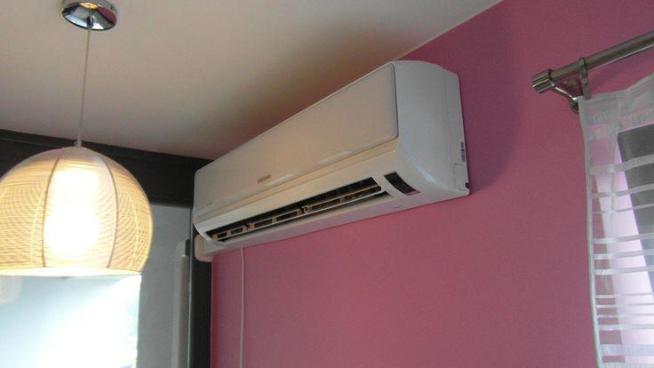 Klimatyzator Samsung z jonizatorem powietrza
