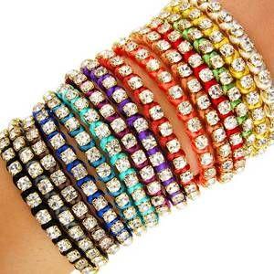Embroidery Floss Friendship Bracelets | Knotted Thread Bracelets