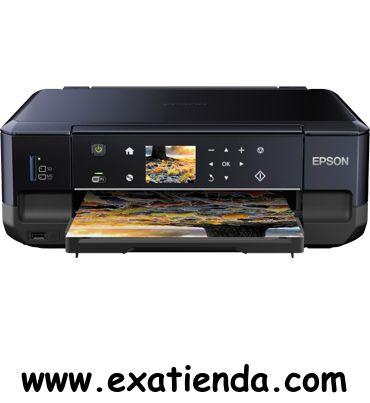 Ya disponible Multif. Epson home xp 600 wifi   (por sólo 133.99 € IVA incluído):   -Tipo de dispositivo: Impresora, copiadora, escaner -Tecnología:Inyección de tinta (4colores) Epson Claria Premium Ink -IMPRESORA -Velocidad de impresión: *Negro:32 Páginas/minuto Monocromo (Papel Normal 75 g/m²), *Color:32 Páginas/minuto Color (Papel Normal 75 g/m²), -Tipos de papel:A4, A5, A6, B5, C6 (sobre), DL (sobre), No. 10 (sobre), Letter, 9 x 13 cm, 10 x 15 cm, 13 x 18 cm, 13