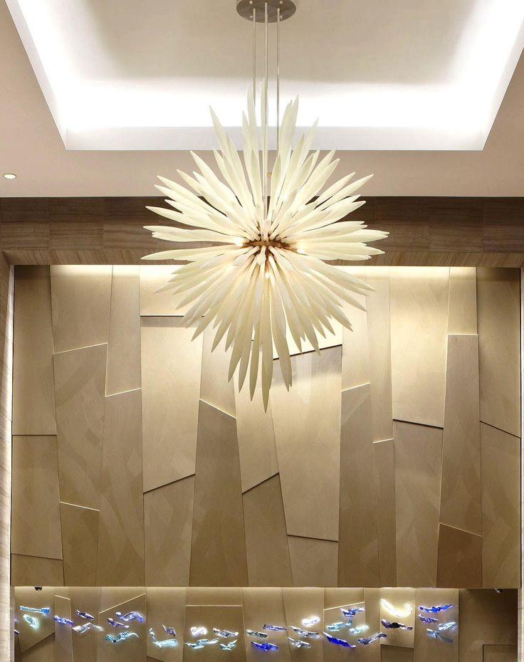 Sunray pendant cast resin starburst pendant iworks wall claddingmodern lightingoutdoor lightinglighting ideasinterior